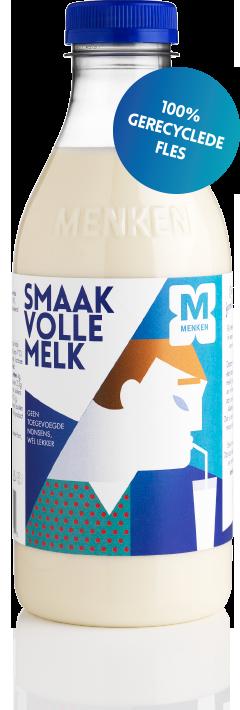 Smaak volle melk