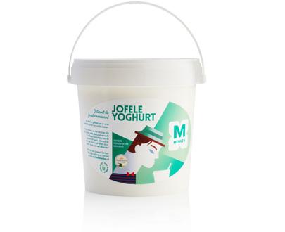 Jofele Yoghurt van Menken