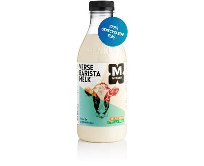 Verse Barista melk van Menken